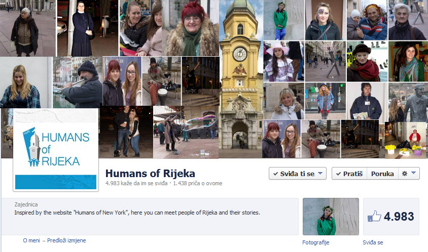 Humans of Rijeka