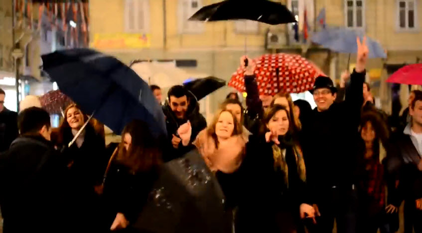 PHARRELL WILLIAMS - HAPPY RAINY RIJEKA IS ALSO HAPPY